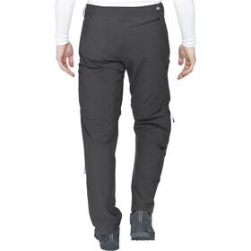 The North Face Exploration Pantalones convertibles Hombre, asphalt grey